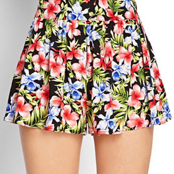 Tropic Thunder Flutter Shorts
