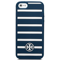 Fleet Stripe Silicone Case for iPhone 5