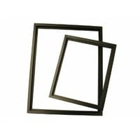 Nielsen Metal Frame Kit Accents Black 36in
