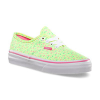 Ditsy Floral Authentic, Girls | Shop Classics (10.5-4.0) at Vans