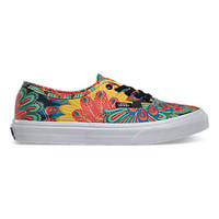 Floral Plaid Authentic | Shop Womens New Summer Prints at Vans