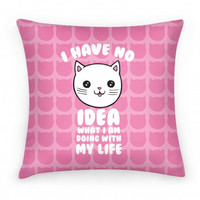 MY LIFE PILLOW