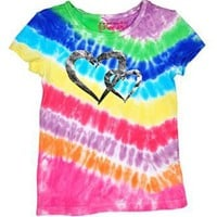 Flapdoodles &amp;quot;Tie-Dye Heights&amp;quot; T-Shirt (Sizes 2T - 4T)