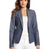 Calvin Klein Women's Pick Stitch Jacket