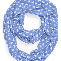 Sperry Top-Sider® 'Anchor' Infinity Scarf | Nordstrom