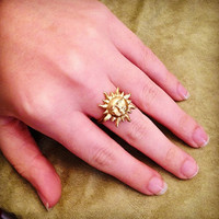 Adjustable Sun Ring