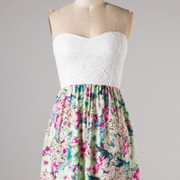 Blooming Beauty Dress - Hazel & Olive