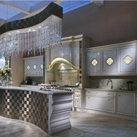 Classic style kitchen LAGUNA Eternity Collection by Cadore Arredamenti