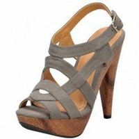 PEEP TOE CUTOUT DESIGN SANDAL-Sandals-Sexy Sandal, High heel sandals, prom dress sandals, Evening dress sandals, Party Dress sandals, Club Dress sandals, Thong sandals