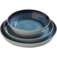 blue line dinnerware