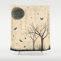When I dream Shower Curtain by DuckyB (Brandi)