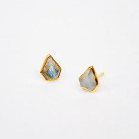 Gem Stud Earrings | LEIF