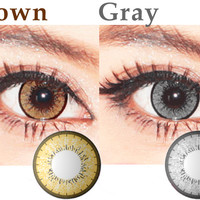 EOS New Adult (Blytheye) Brown Color Contacts | EyeCandy's