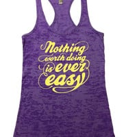 Workout Tank Burnout Racerback Tank Top Graphic Tank Graphic Tank Motivational Fitness Apparel Running Tank Exercising Tank Gym Active Wear