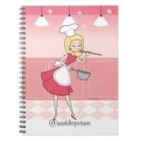 Culinary Girl Notebook