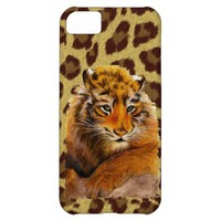 Tiger Cub iphone5 case