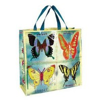 Blue Q Butterfly Shopper