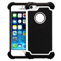 Fashion Two Piece Phone Shell Case for Iphone5/5s