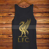 Liverpool Fc Gold _ Tank Top And Tshirt Men And Women Design By : PATUNGAN