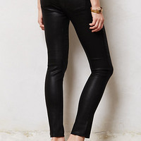 J Brand Coated 620 Super Skinny Jeans