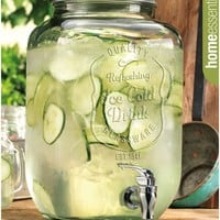 Mason Jar Drink Dispenser - traditional - products - new york - Classic Hostess