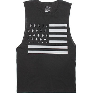 On The Byas Jam Cut Off Tank Top at PacSun.com