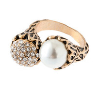 Pree Brulee - Gypsy Pearl Ring