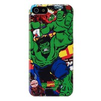Marvel Hulk Retro iPhone 5 Case