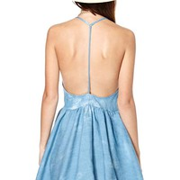 Nasty Gal Head in the Clouds Dress