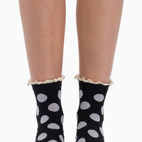 Dots On My Socks $8