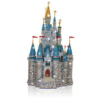 Walt Disney World Cinderella Castle Sculpture by Arribas Brothers - Limited Edition