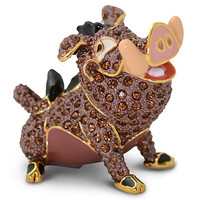 The Lion King Jeweled Figurine by Arribas - Pumbaa