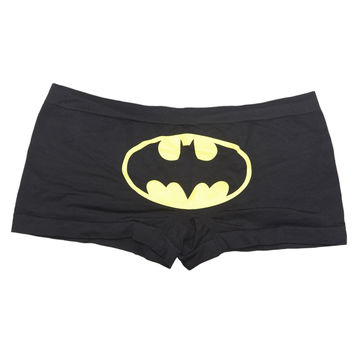 Batman™ Call Seamless Boyshorts | Wet Seal