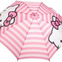 Berkshire Fashions Girls 7-16 Hello Kitty Umbrella