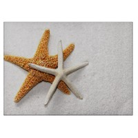 Starfish Glass Cutting Board
