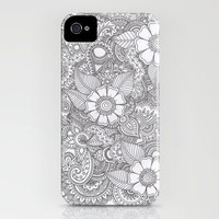 Henna iPhone Case by haleyivers | Society6