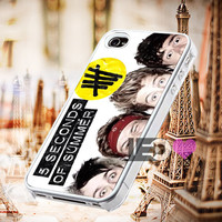 5 Second of Summer Funny Eyes for iPhone 4/4s,5,5s,5c - SG S2,S3,S4 - SG S3 Mini,SG S4 Mini - iPod 4, iPod 5 - Htc One