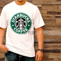 starbucks T-Shirt by yupylup