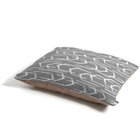 Heather Dutton Going Places Slate Pet Bed