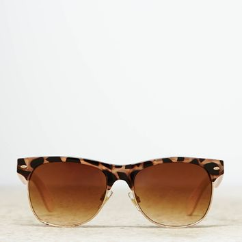 AEO TORTOISE SHELL SUNGLASSES