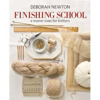 Finishing School: A Master Class for Knitters [Hardcover]