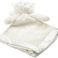 Vitamins Baby-girls Newborn Angel Satin Trim Superplush Blankie Buddy