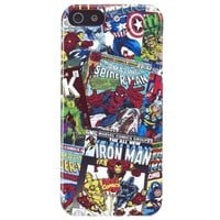 Marvel Avengers Retro iPhone 5 Case