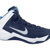 The Nike Hyper Quickness (Team) Women's Basketball Shoe.