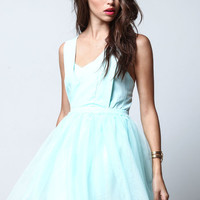 BALLERINA TULLE DRESS