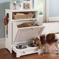 Pet Feeder Station