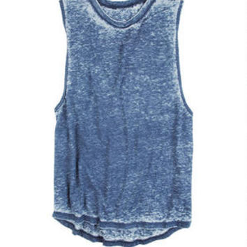 Burnwash Muscle Tank