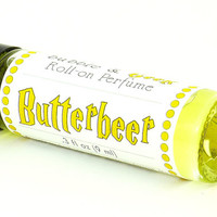 Butterbeer Roll-on Perfume - Harry Potter