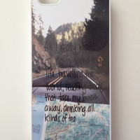 Traveling iPhone Case - iPhone