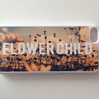 Flowerchild iPhone Case